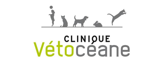 Logo vétocéane by HawkCell